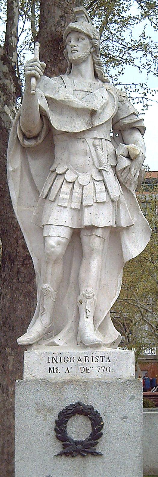 Íñigo Arista of Pamplona