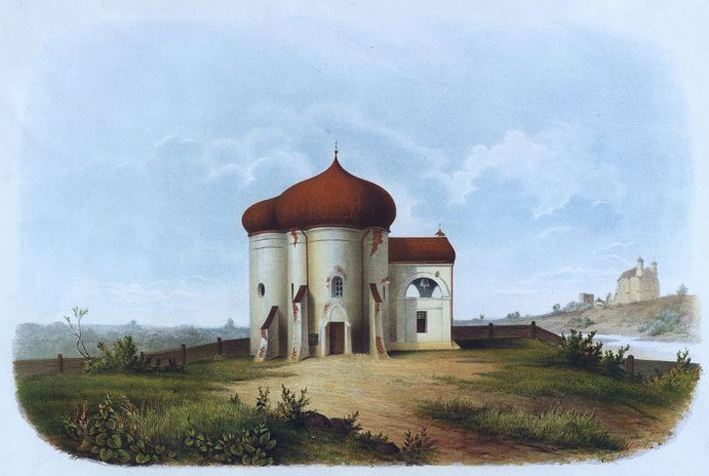 Васильевская церковь, 1888