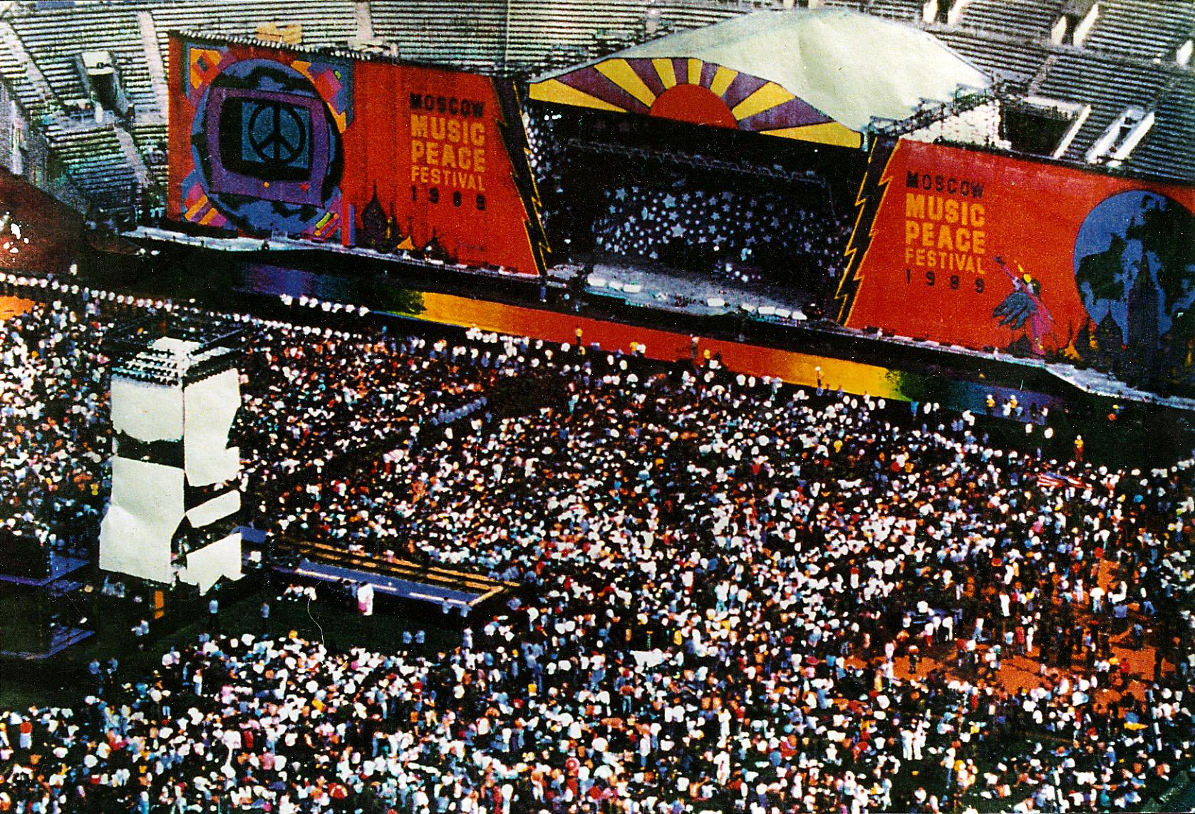 Afbeeldingsresultaat voor moscow music peace festival 1989