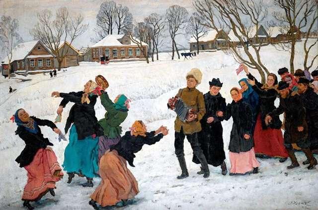 Юон Пляска-свах 1912