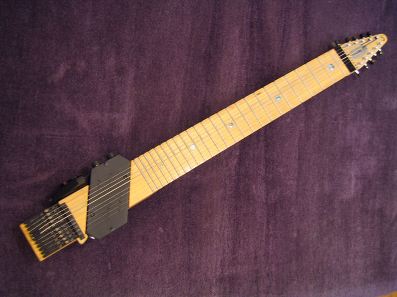 how to build a chapman stick