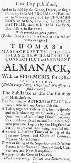 File:1783 EbenezerBattelle MassachusettsSpy Nov6.png