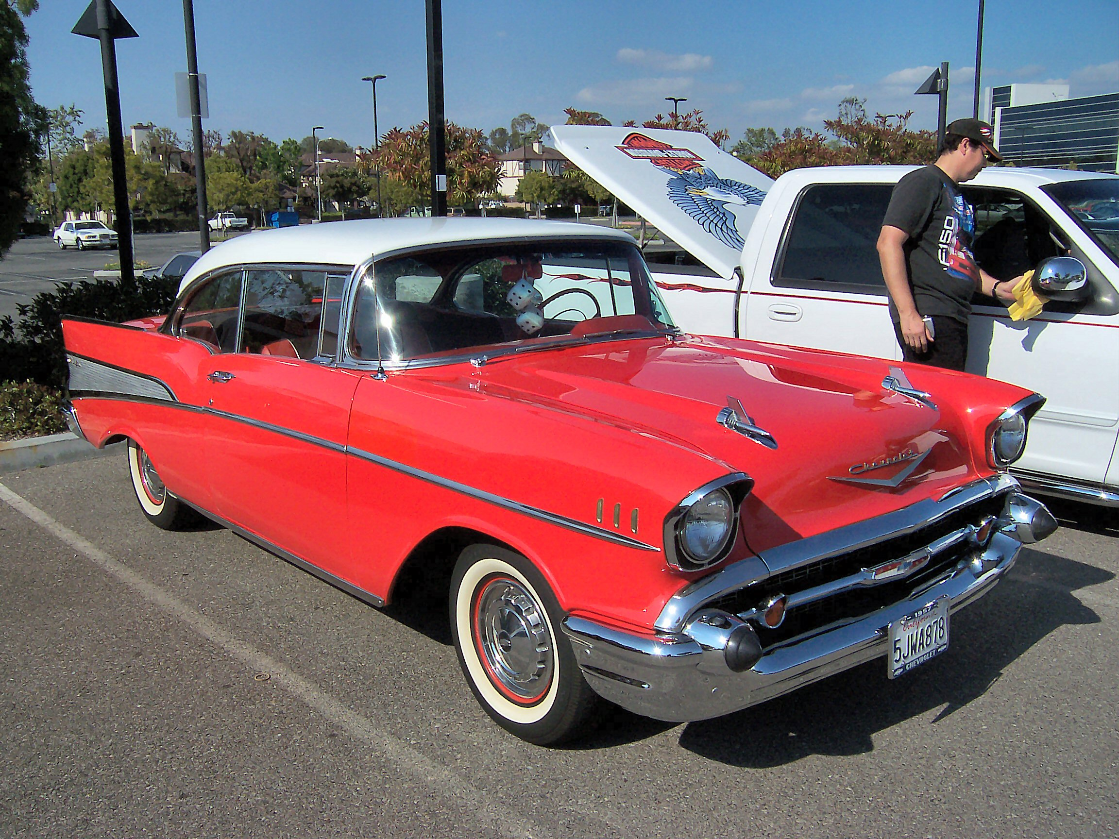 File1957 Chevrolet Bel Air Wikimedia Commons 1957 Chevy