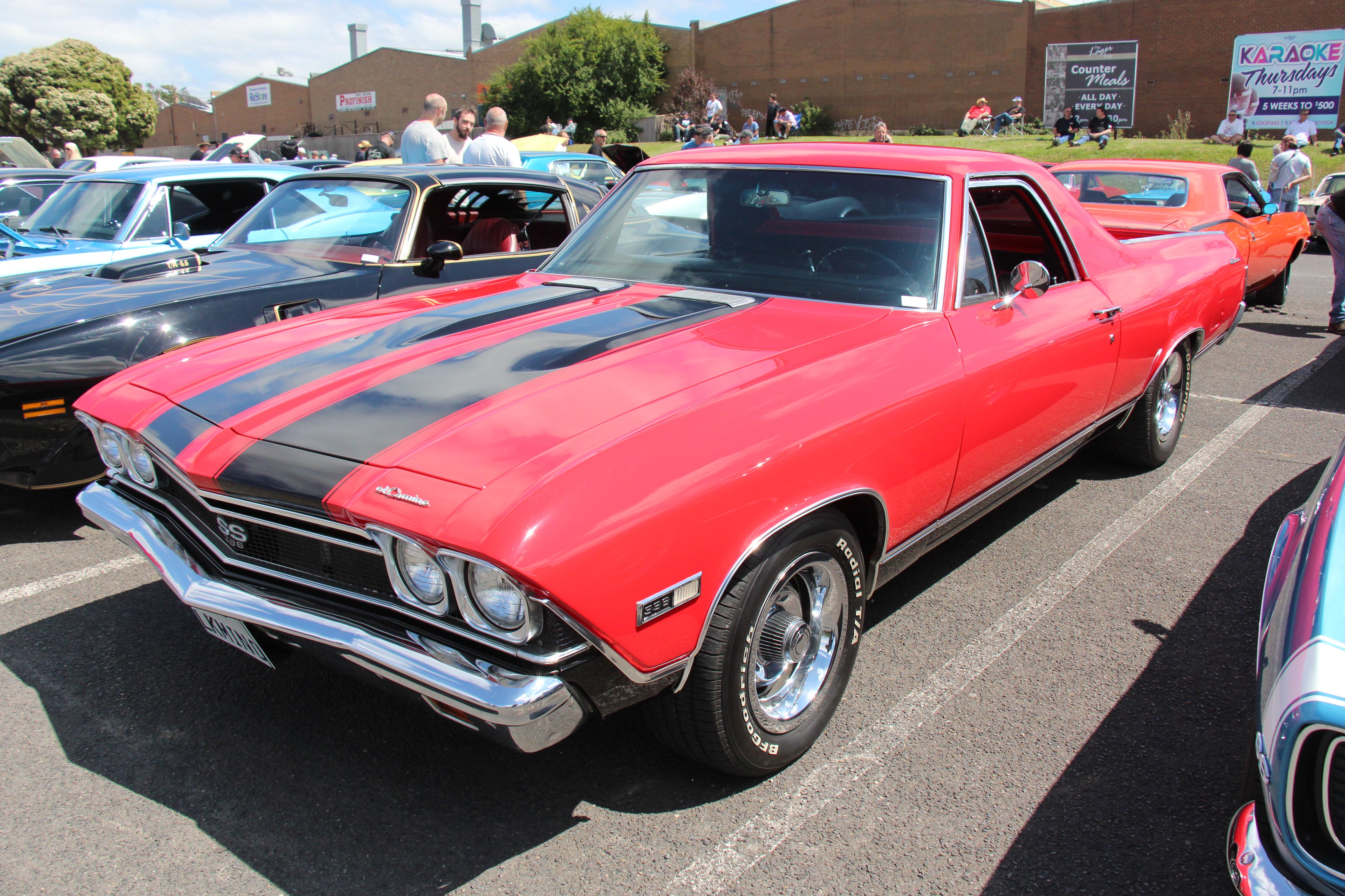 File 1968 Chevrolet El Camino SS396 Wikimedia