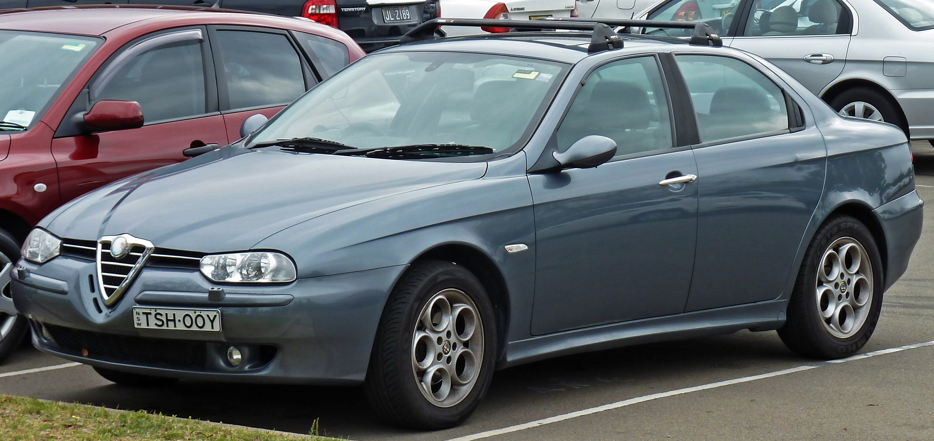 File Alfa Romeo Jts Selespeed Sedan Jpg