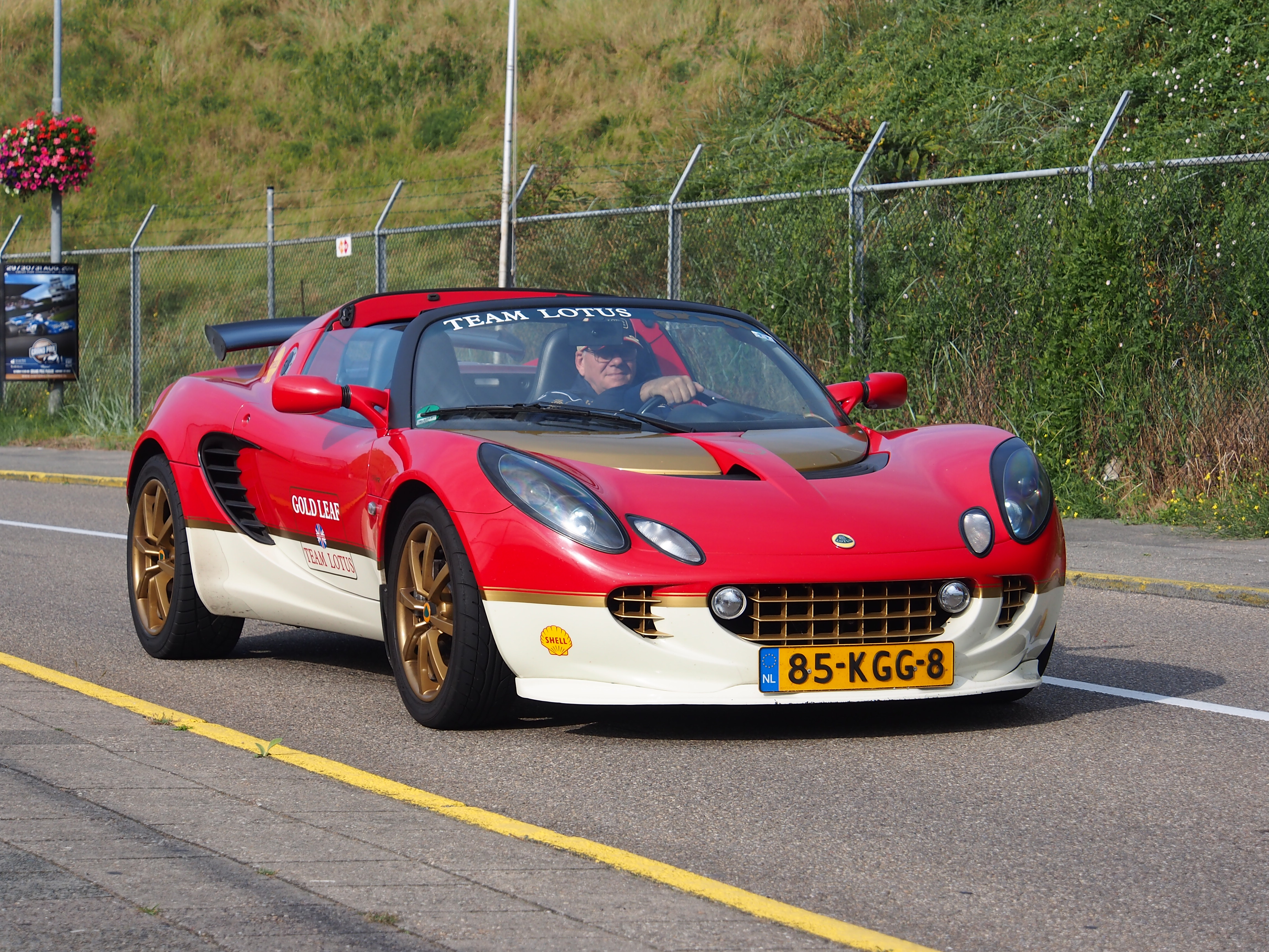 file 2004 lotus elise 111r licence 85 kgg 8 gold leaf pic1 jpg wikimedia commons. Black Bedroom Furniture Sets. Home Design Ideas