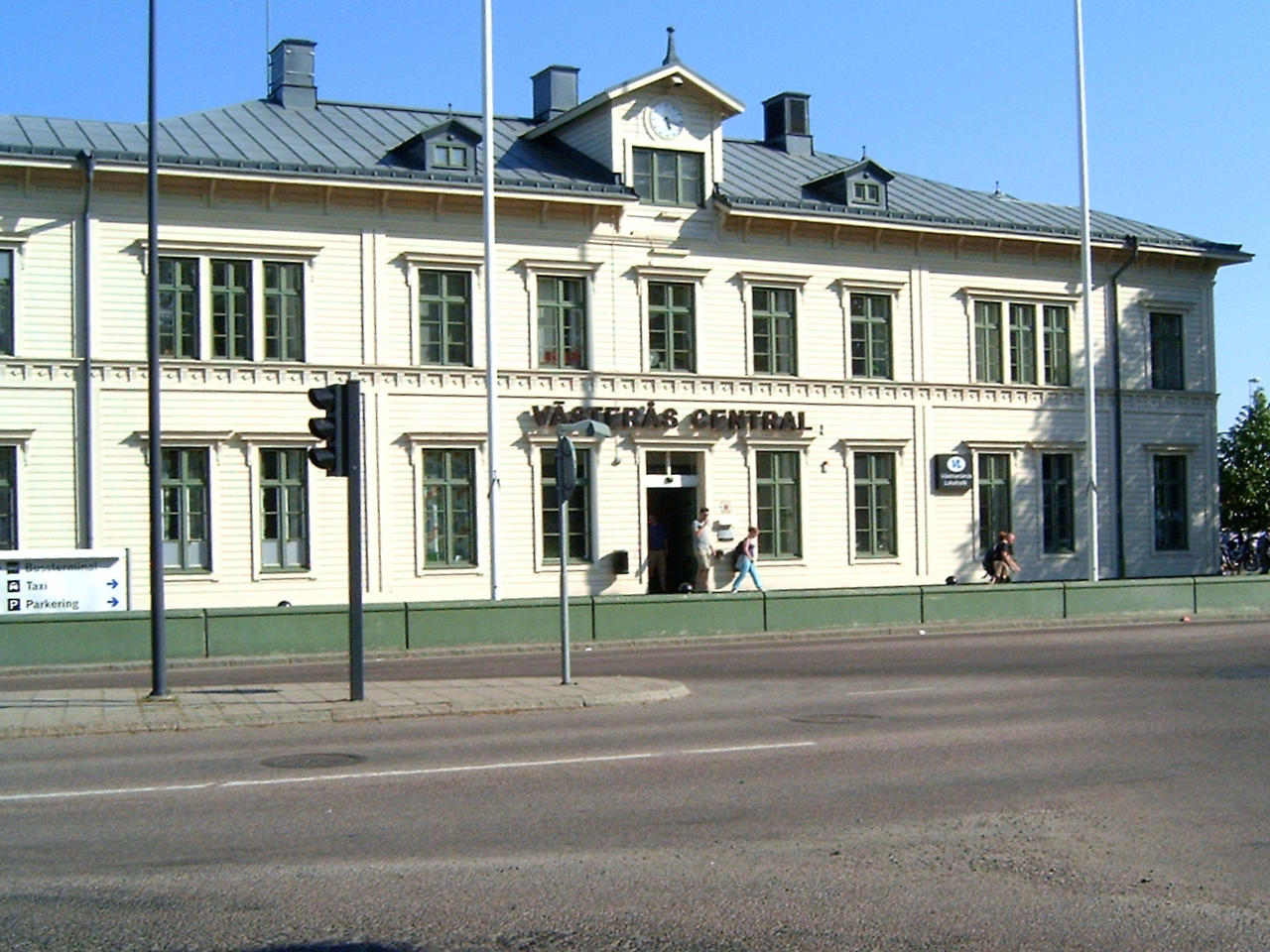 västerås centralstation