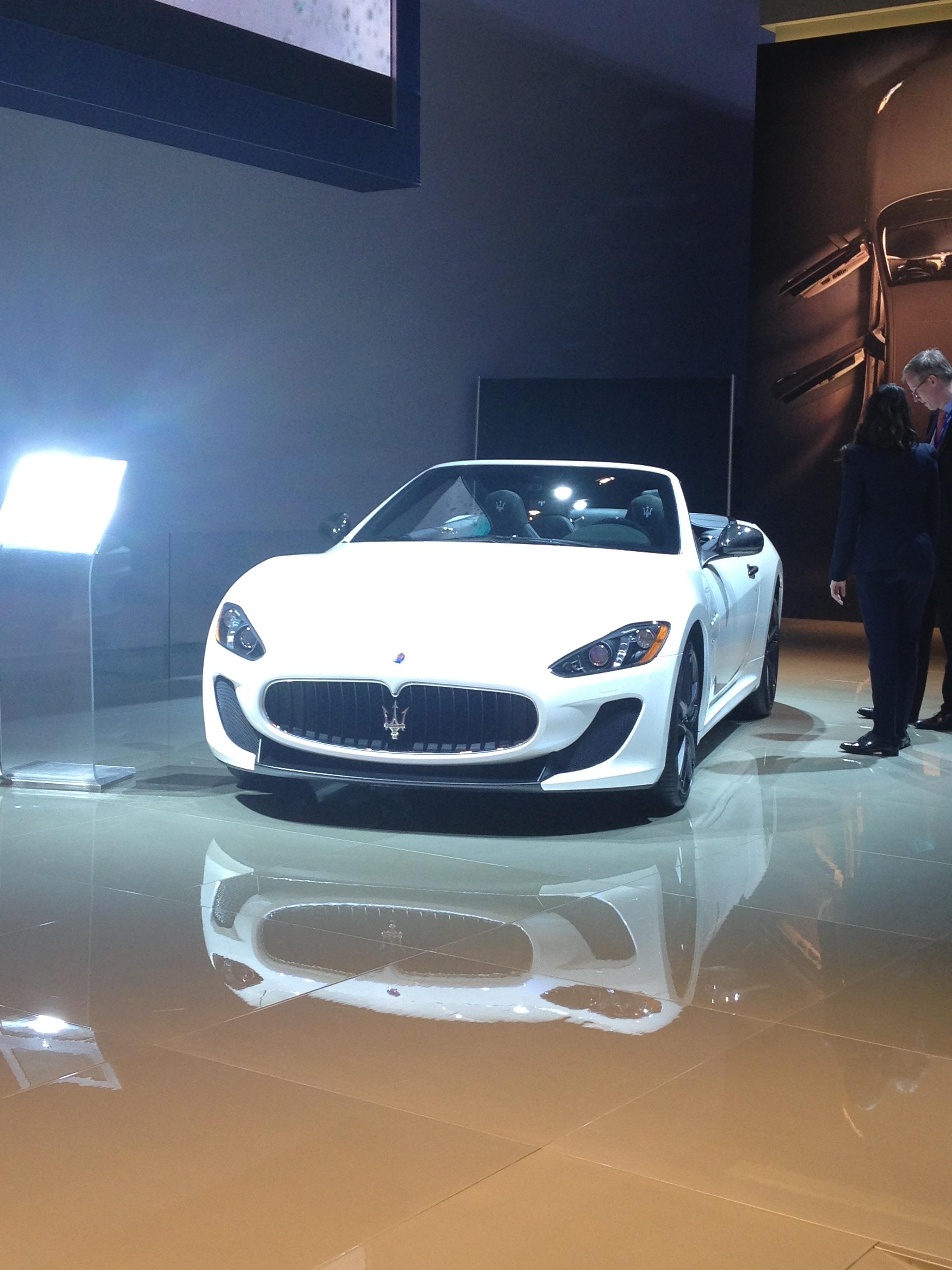 File:2013 Maserati GranCabrio MC (8403026947).jpg - Wikimedia Commons