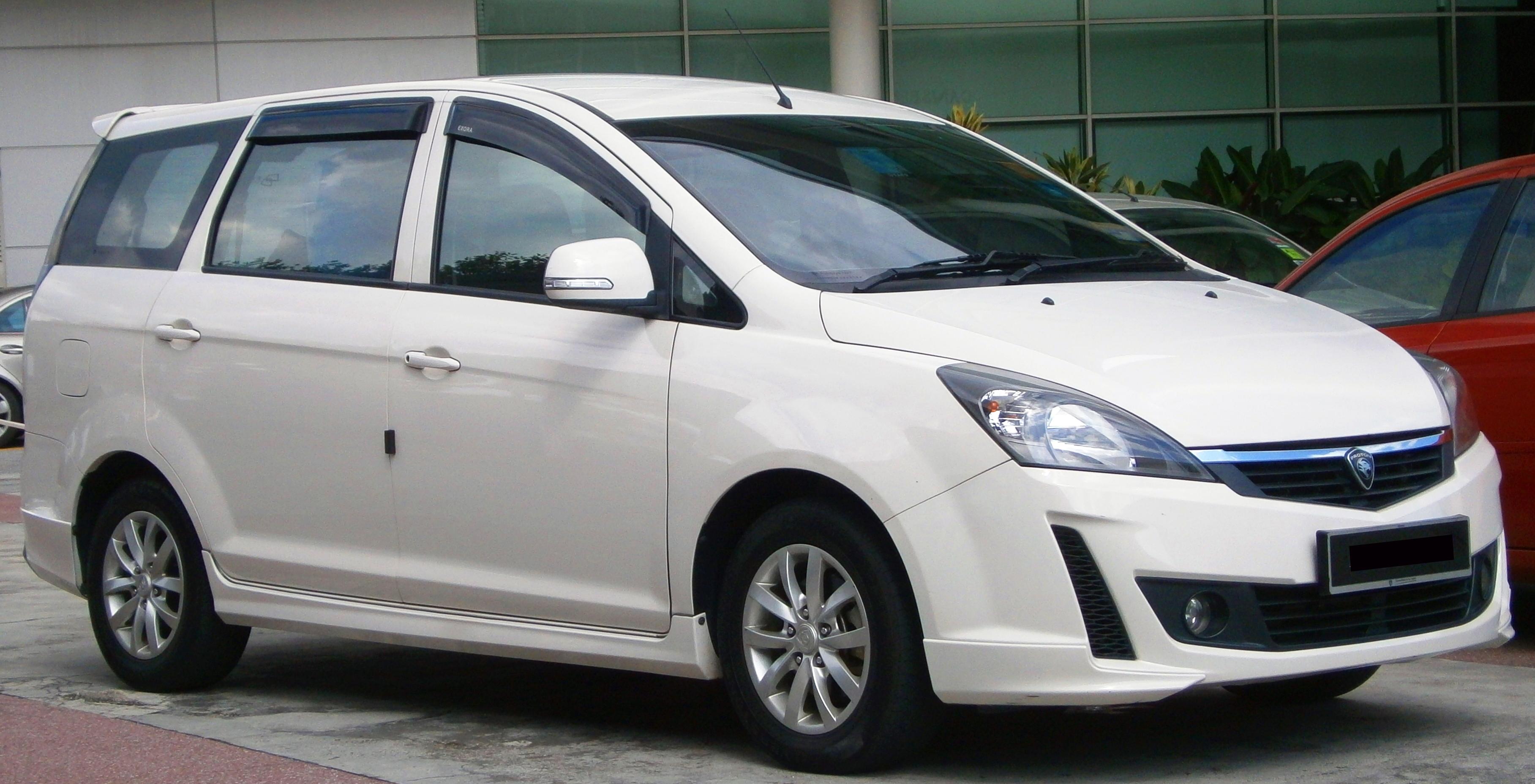 Exora Baru  Proton Exora Wikipedia  Ford Price