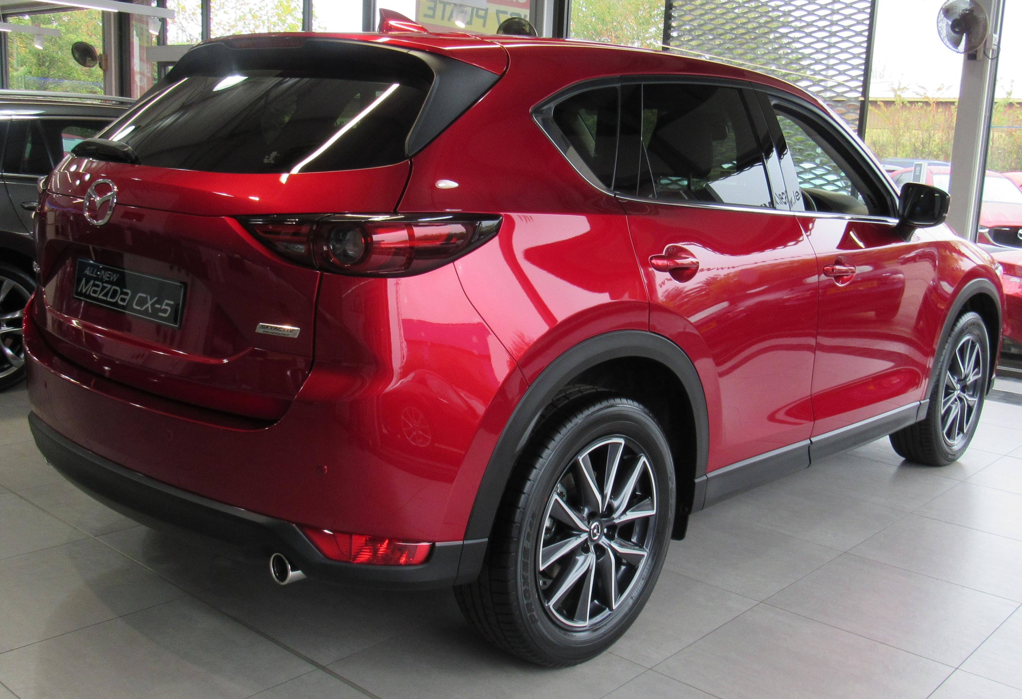 Leamington Mazda Cmc Group Leamington Spa