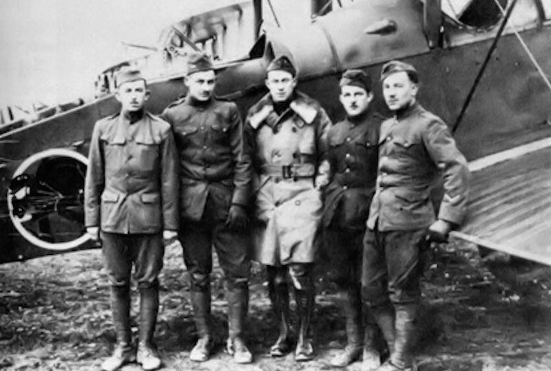 20th Aero Squadron - Wikipedia