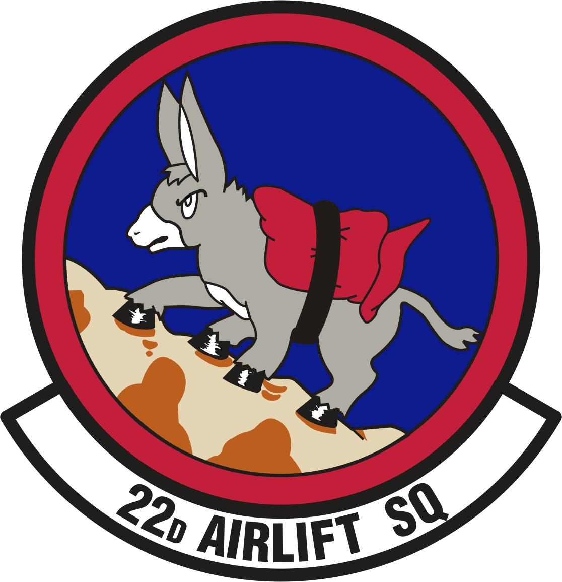 22d Airlift Squadron