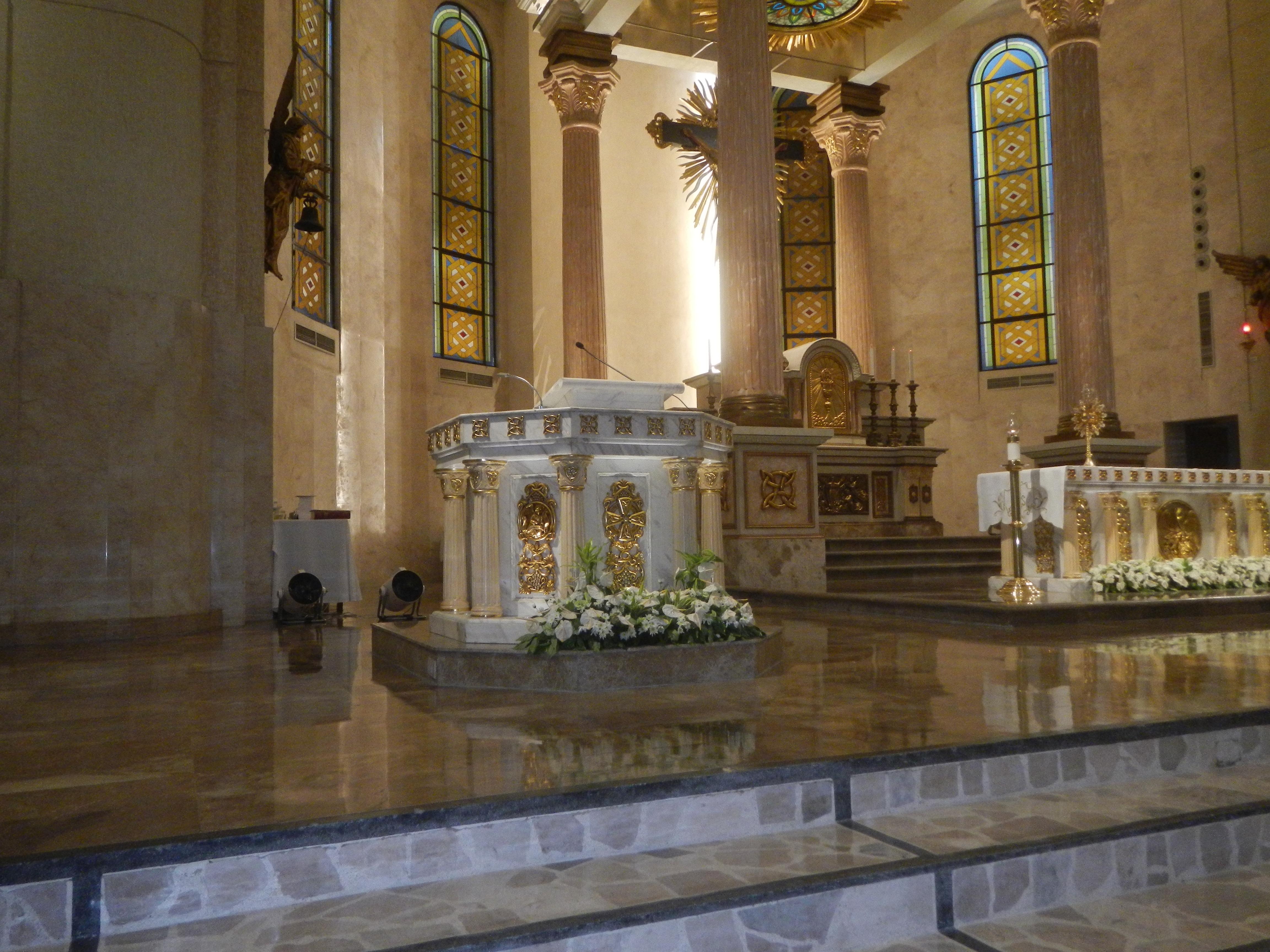 and Parish of Mount Carmel Quezon City 14°36'51
