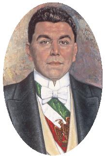 Adolfo de la Huerta President of Mexico