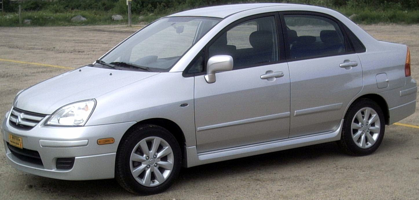 Suzuki Aerio Awd For Sale