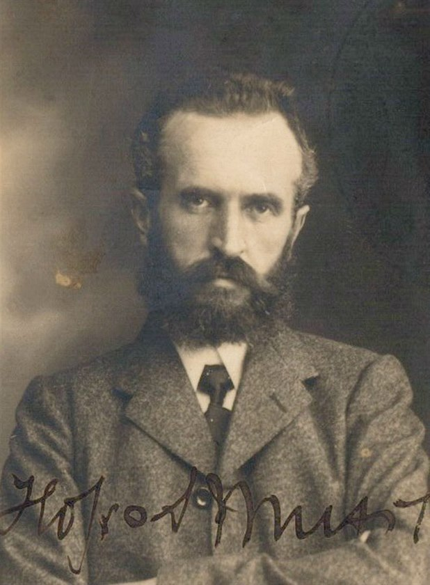 Image of Alois Musil from Wikidata