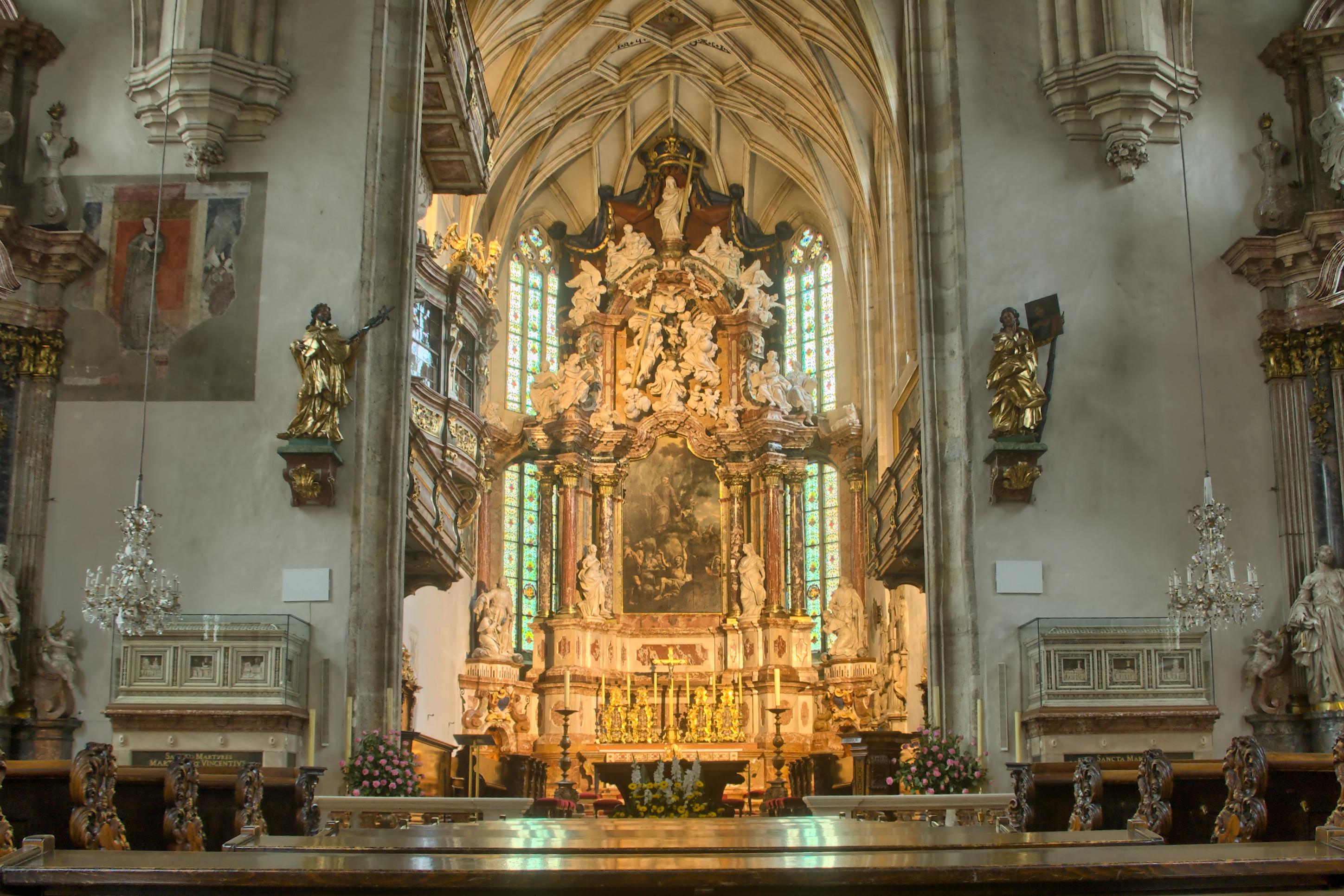 Kölner Dom Altar