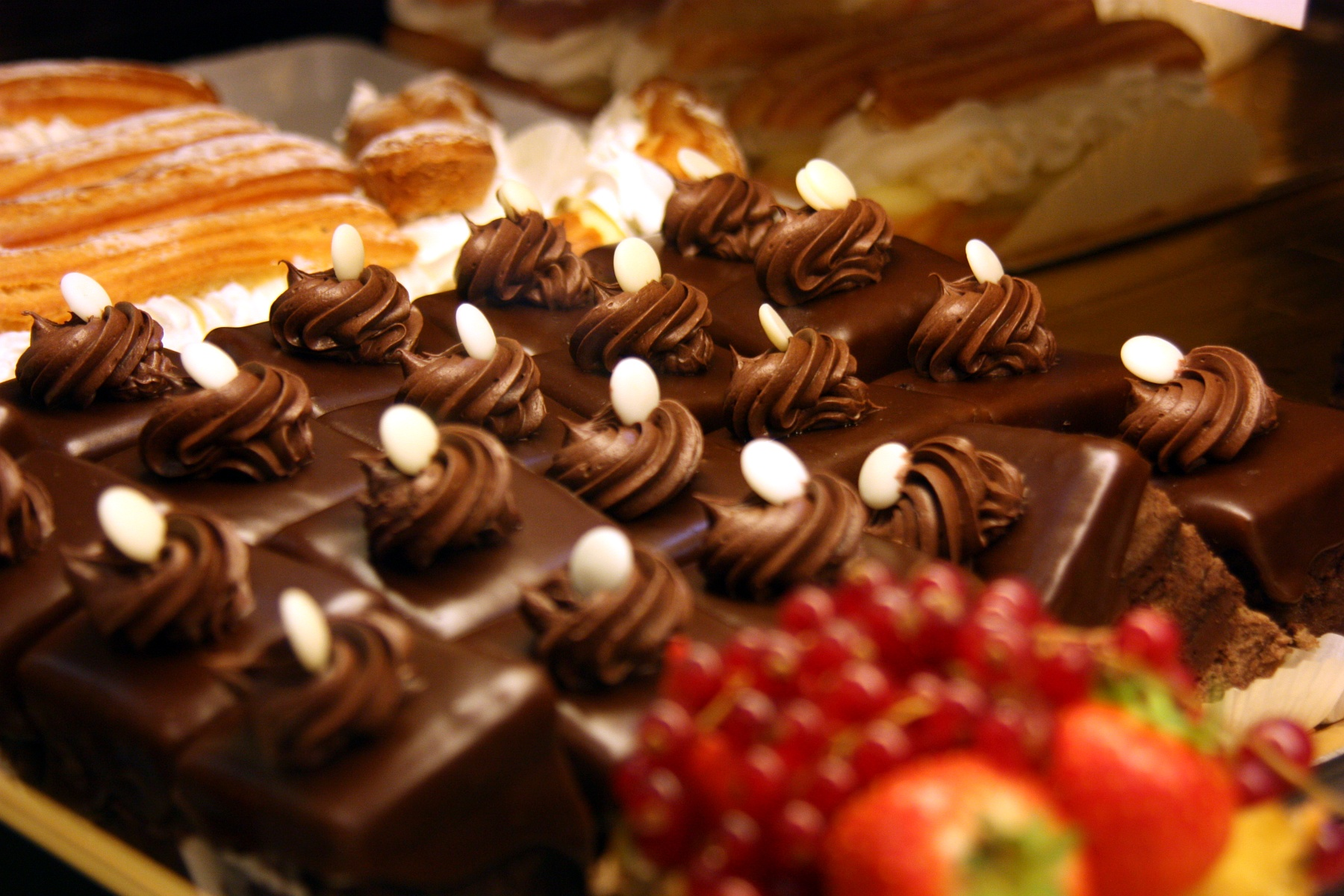 Google Chocolate Cake