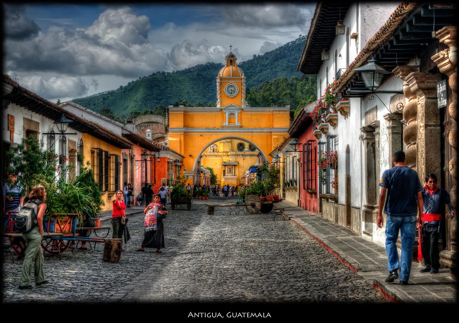 Fotos de los lugares turisticos de guatemala