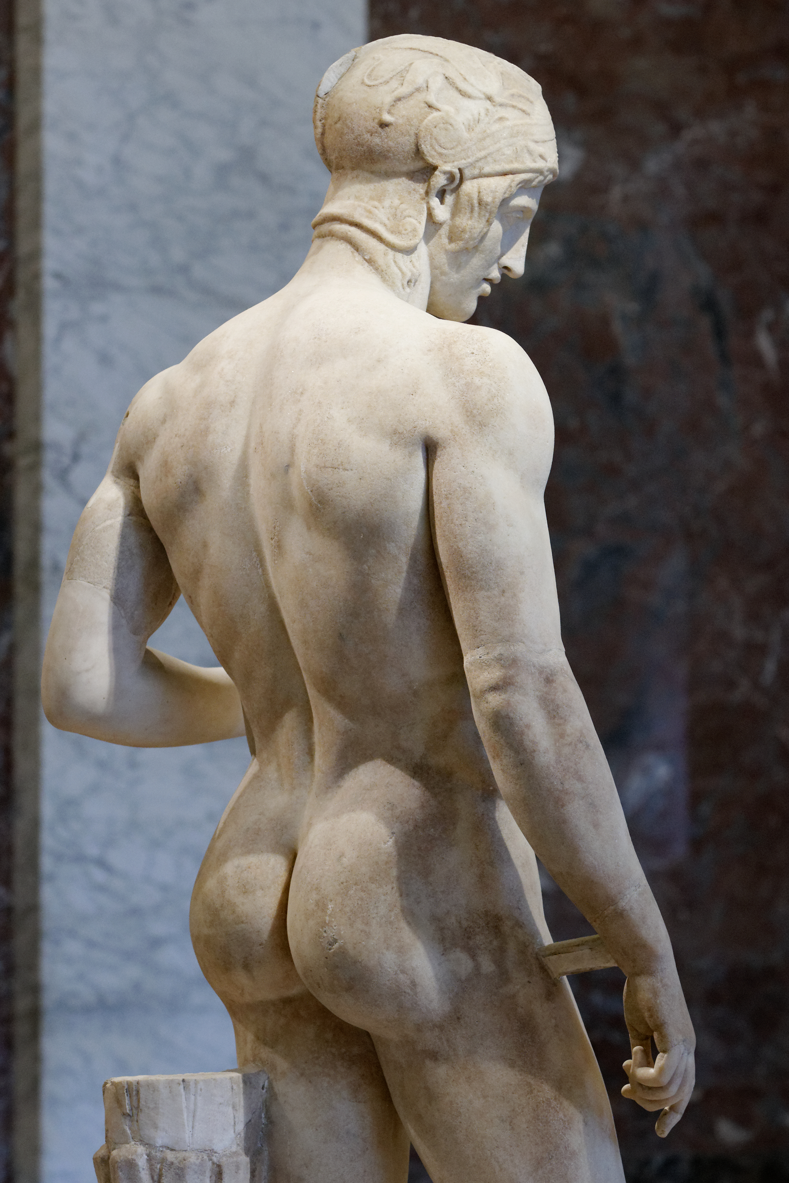 Consider, sex with statues porn that