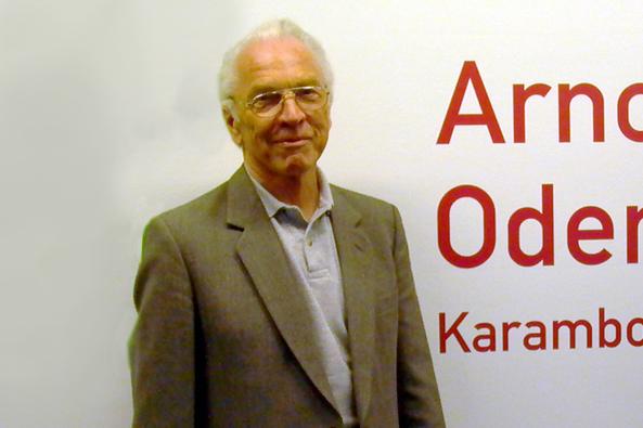 Image of Arnold Odermatt from Wikidata