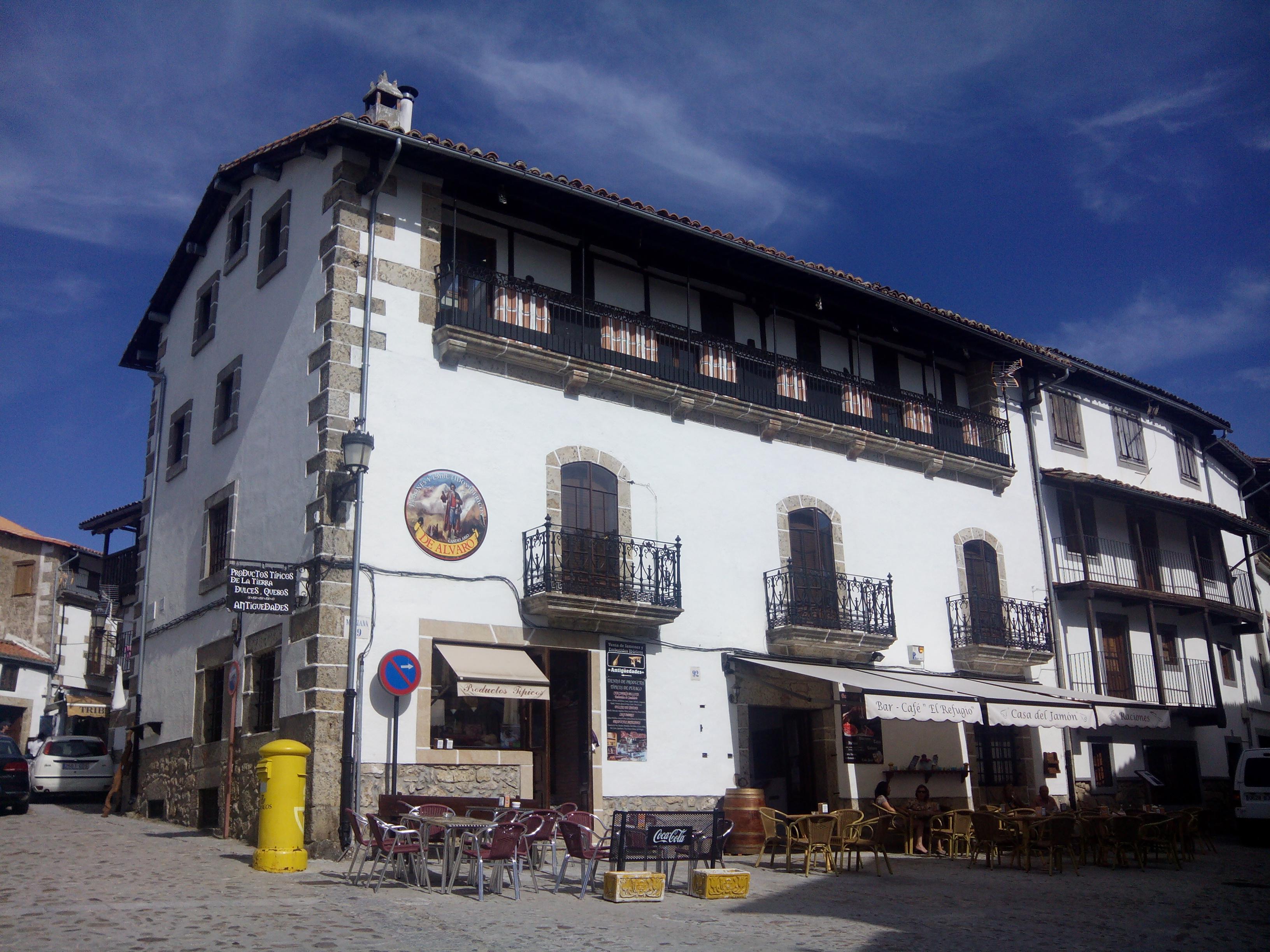 Fichier arquitectura tradicional de candelario ii for Arquitectura de espana