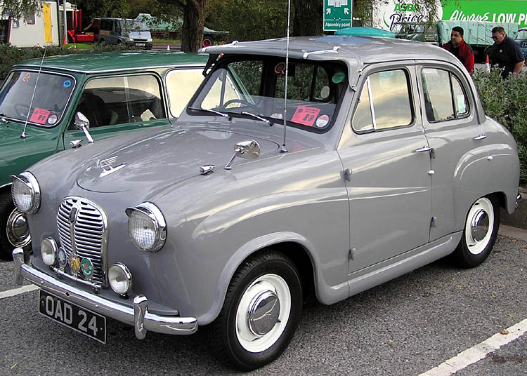Austin a30 wikipedia for Door motor for cars