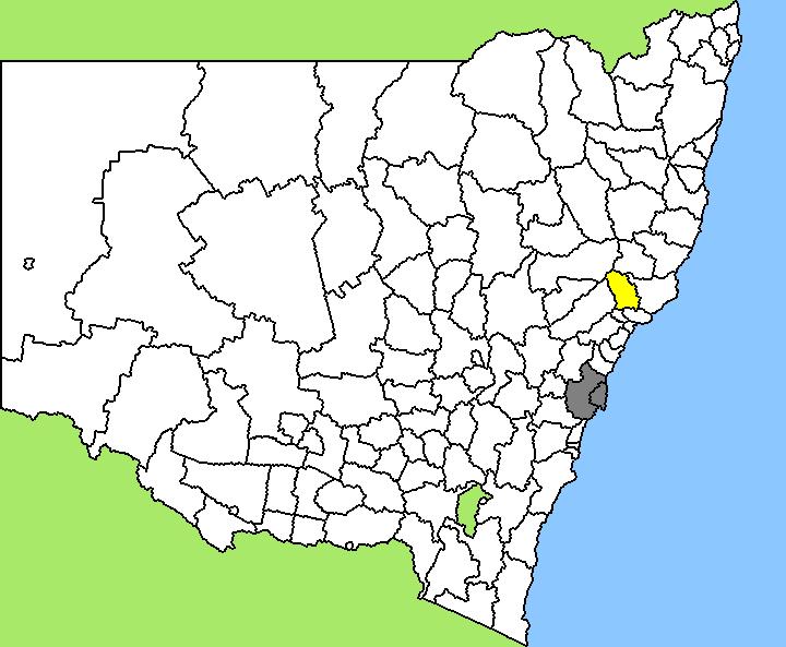 FileAustraliaMapNSWLGADungogpng  Wikimedia Commons