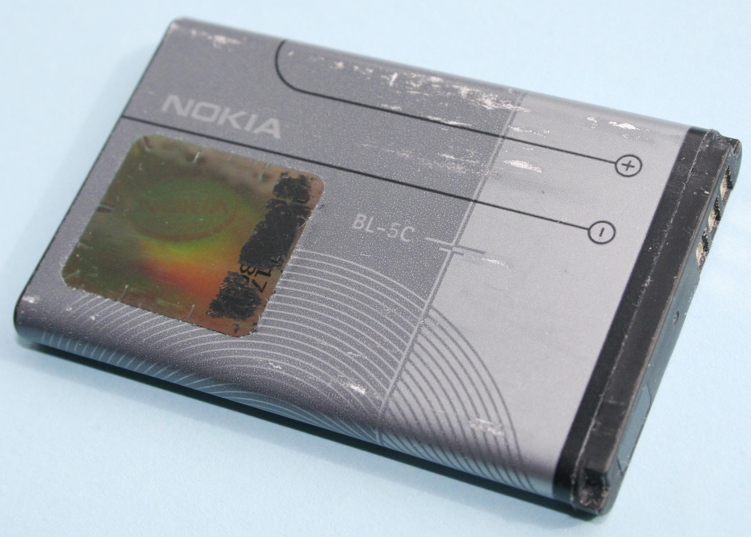 Nokia batter