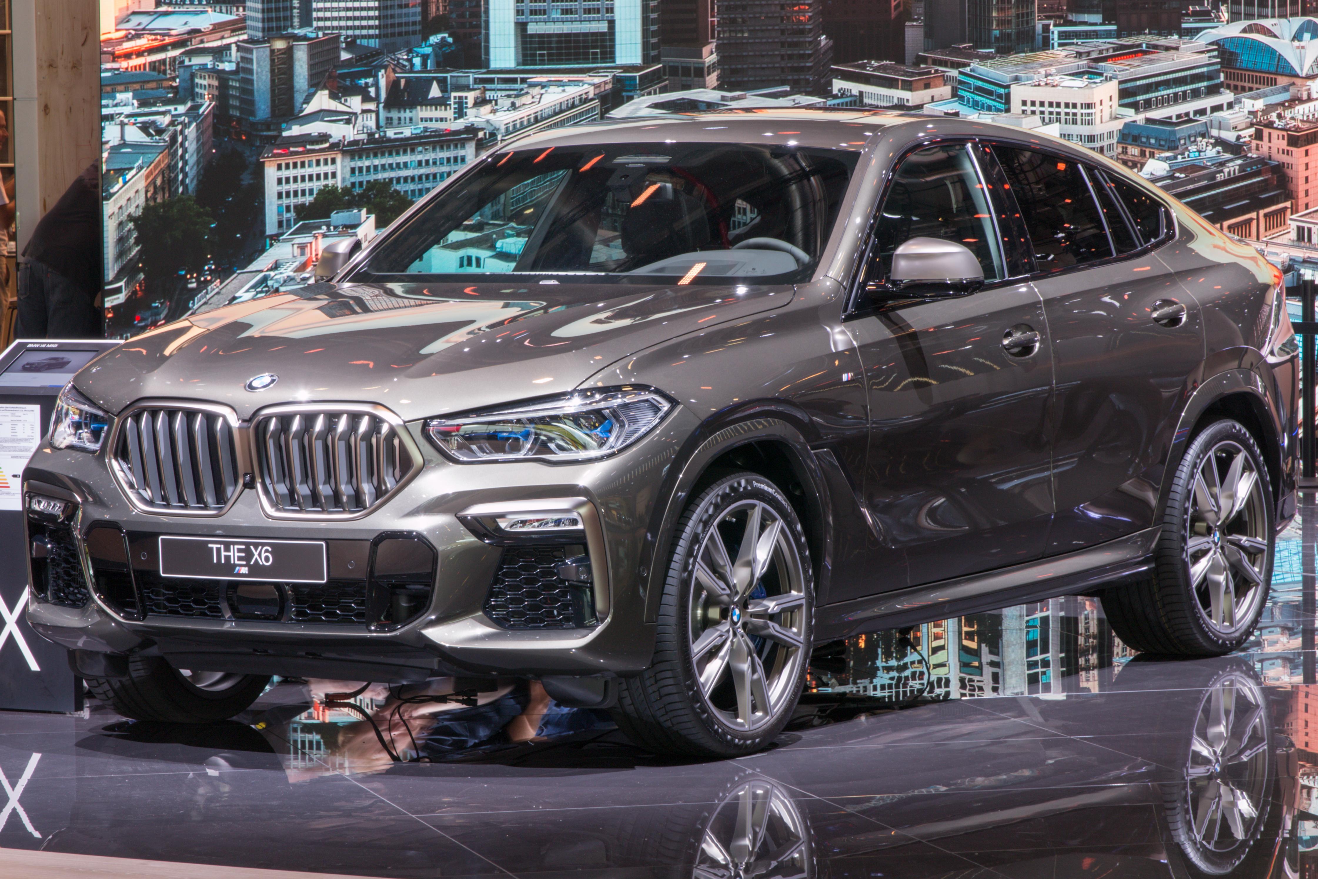 later meet amazon BMW X6 (G06) - Wikipedia