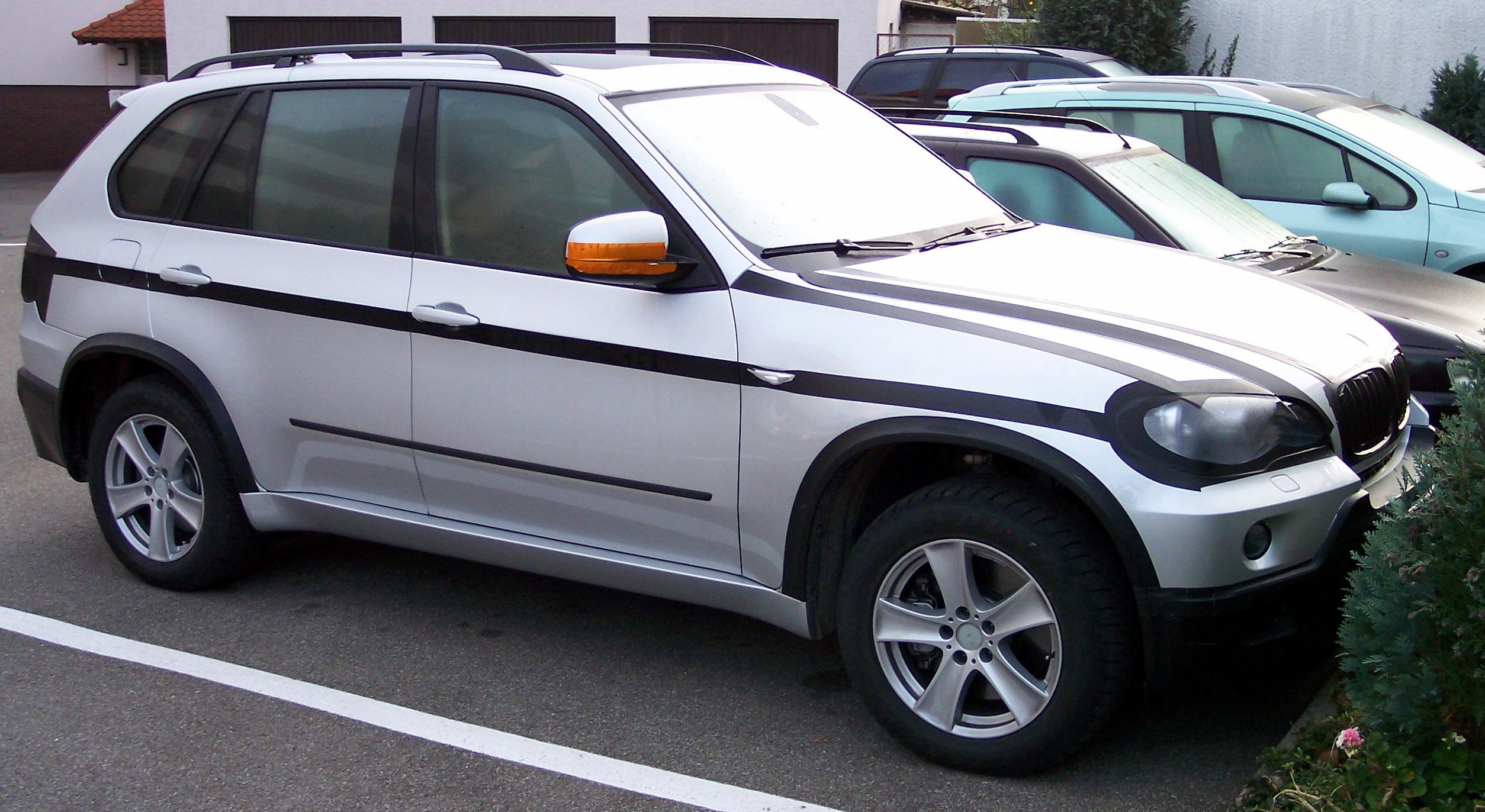 Is 2006 Bmw X5 An E70 Upcomingcarshq Com