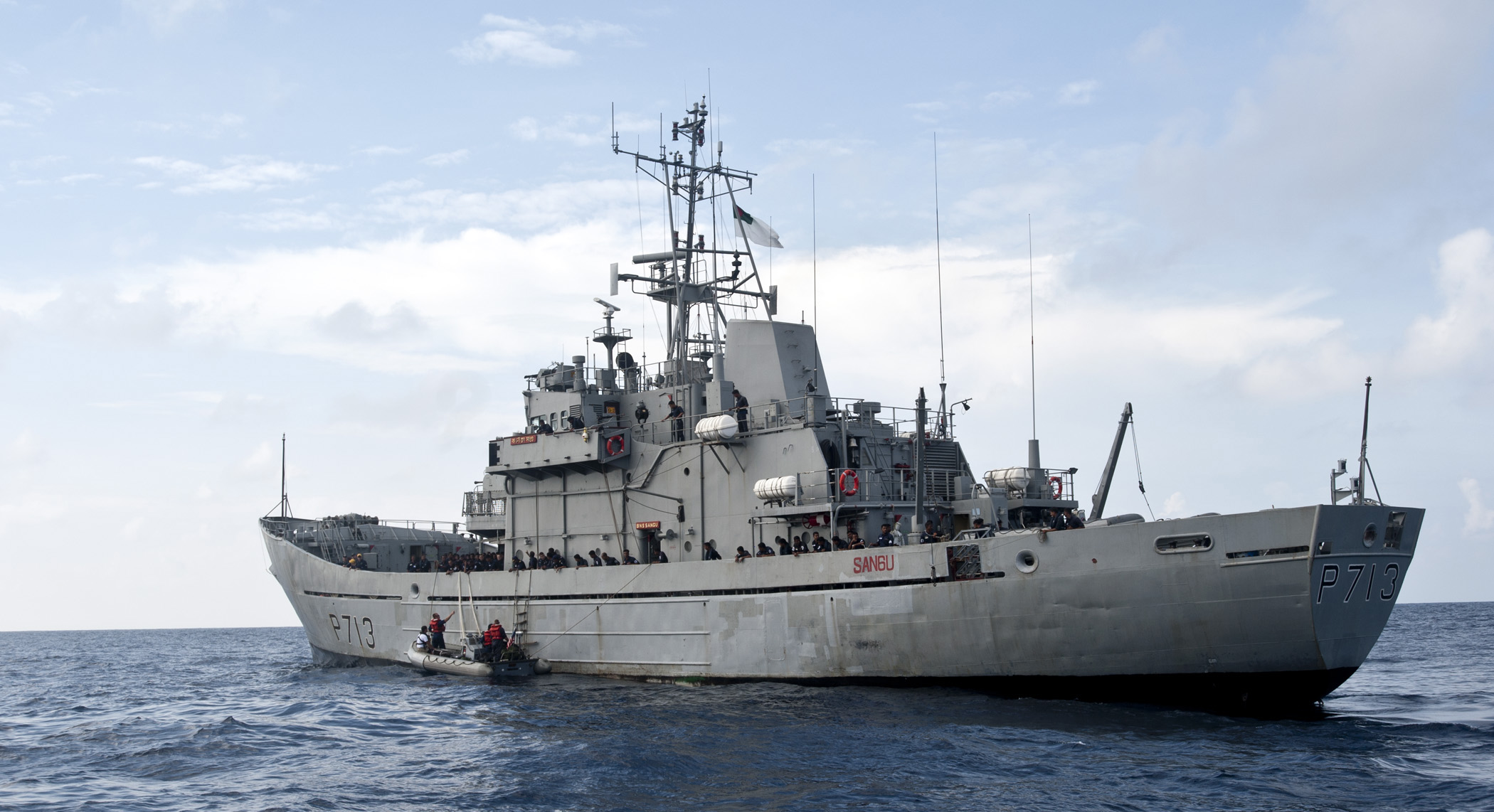 Naval Ships To Be Added To Bangladesh Navy By 2013