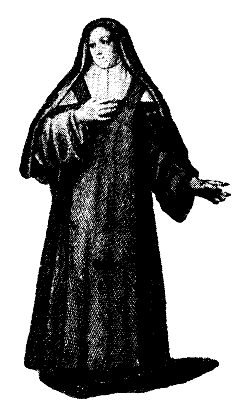 Depiction of Monja