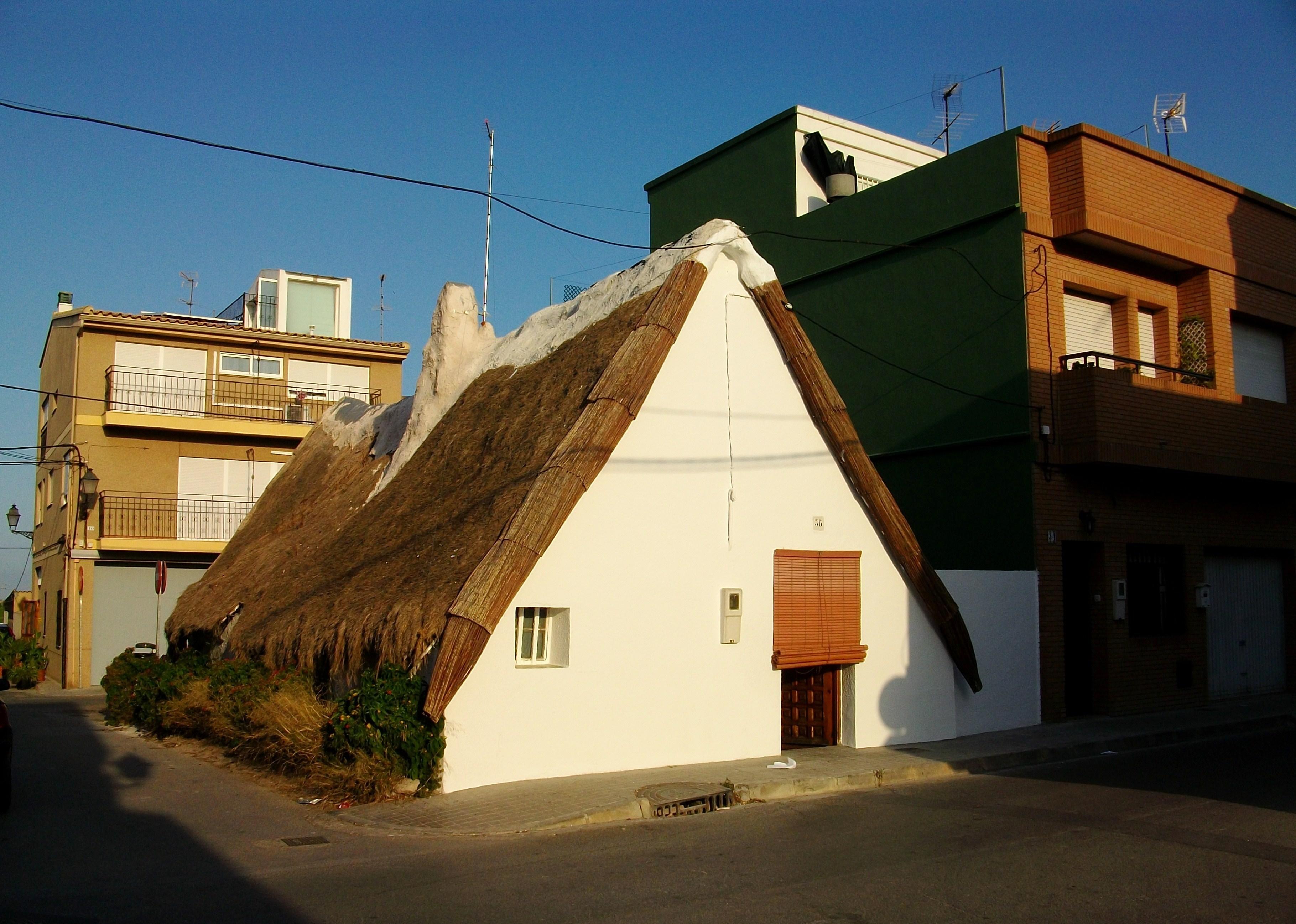 File:Barraca al Palmar, País Valencià.JPG - Wikimedia Commons