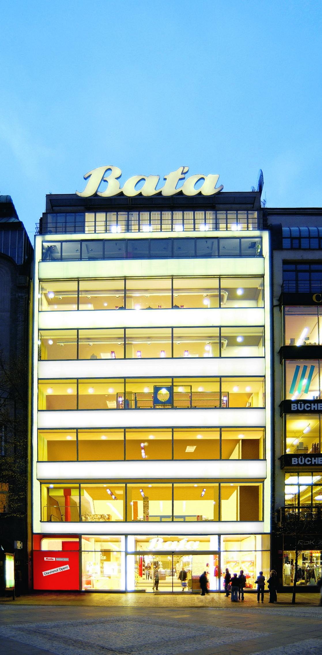 e60f61c45b158d Bata (entreprise) — Wikipédia