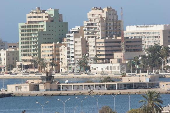اسماء مدينة بنغازي التاريخ Benghazi_city_centre