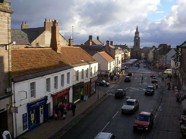 berwick upon tweed muslim Located in berwick-upon-tweed, 700 metres from the maltings theatre & cinema, the castle hotel offers a bar.