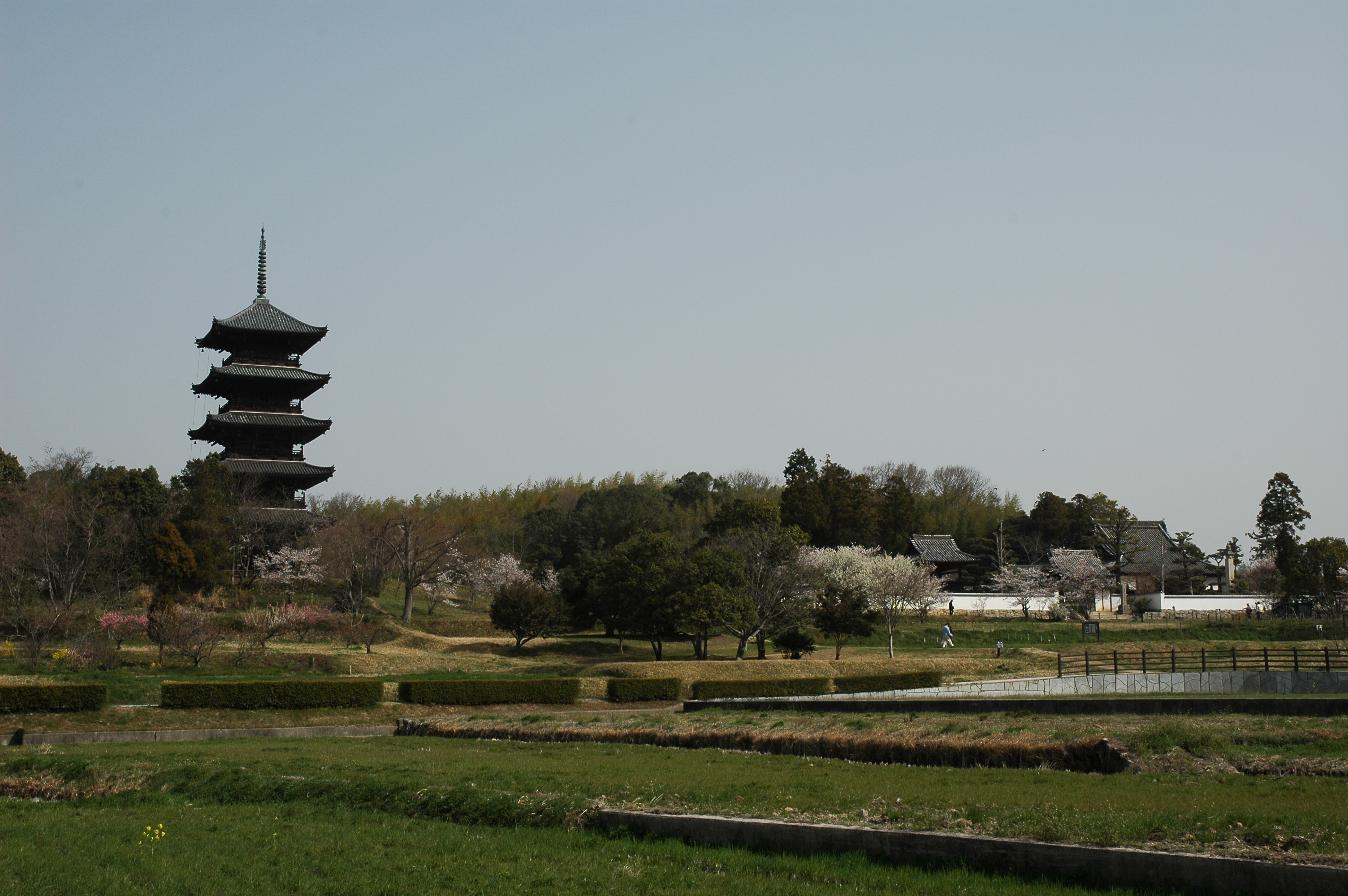 Depiction of Kokubunji