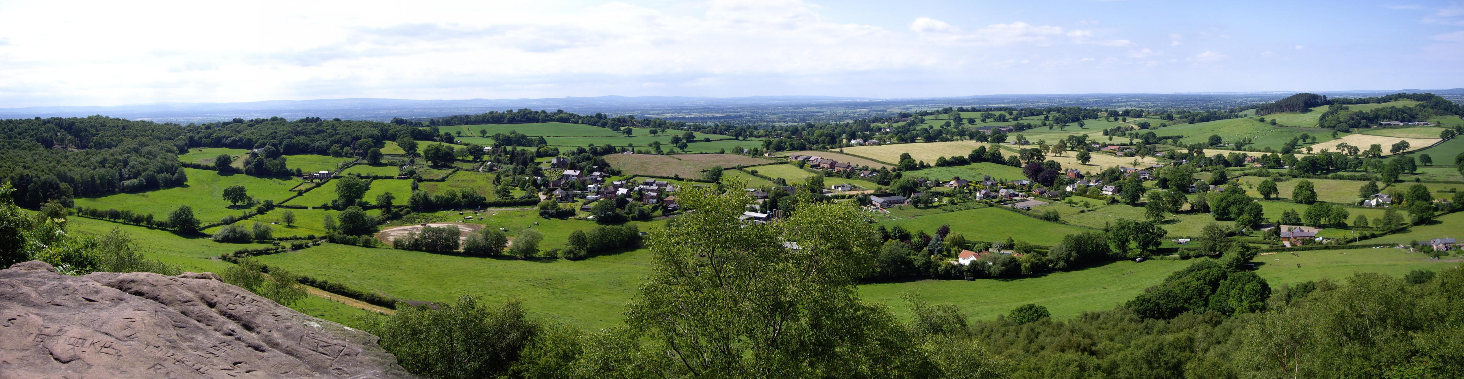 Broxton from Bickerton Hill 2008.jpg