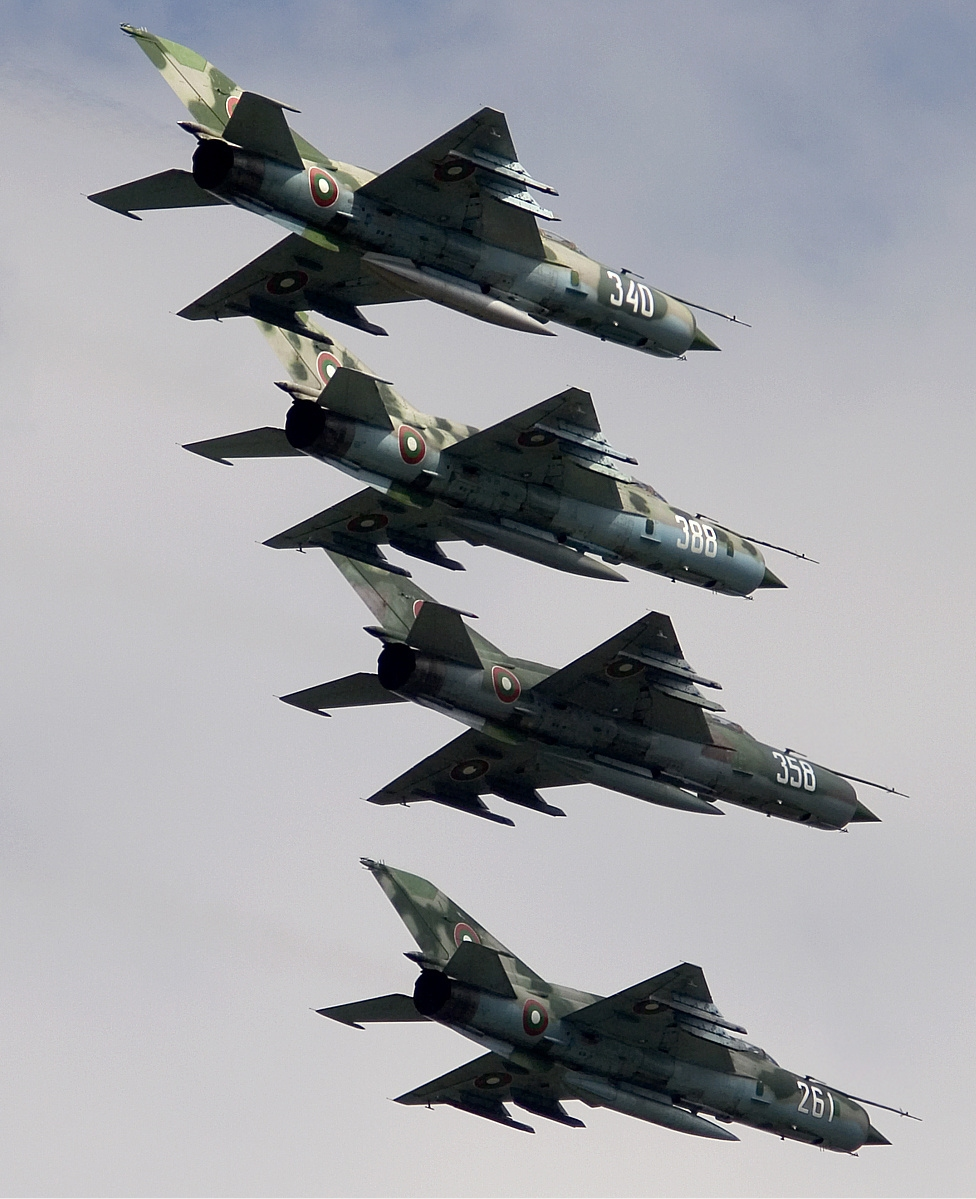 List of Mikoyan-Gurevich MiG-21 operators - Wikipedia