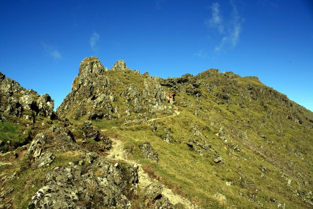Bwlch Main, Snowdonia - geograph.org.uk - 1549927