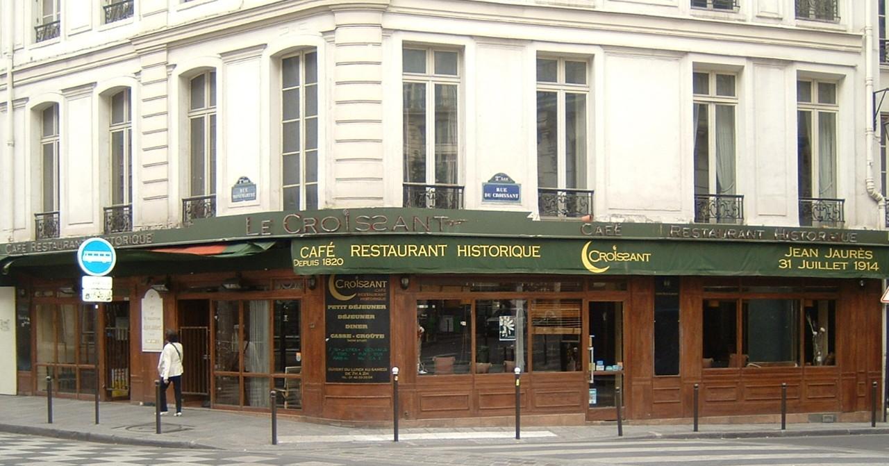 Caf Paris  Jaures