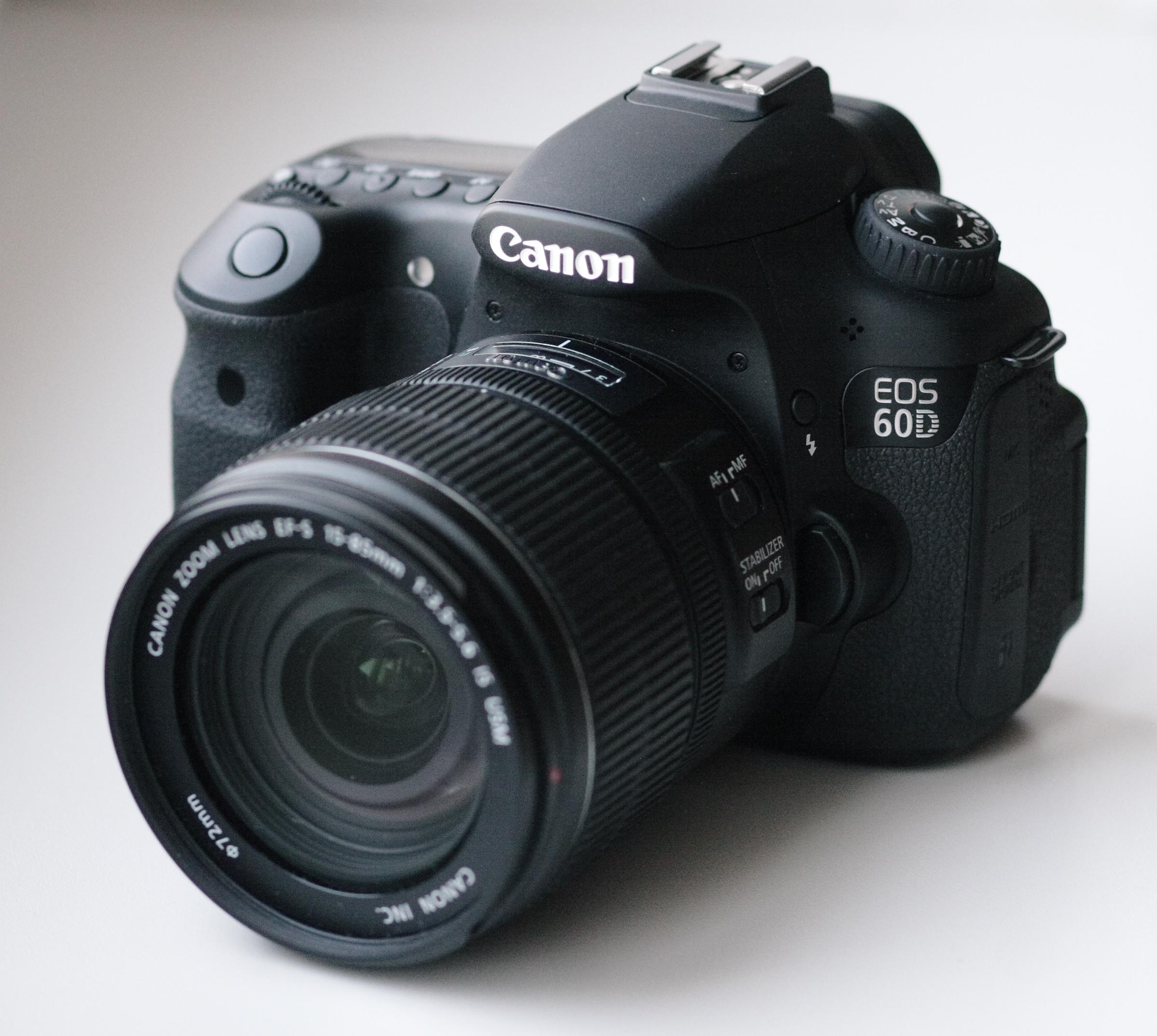 Canon EOS 60D - Wikiwa...