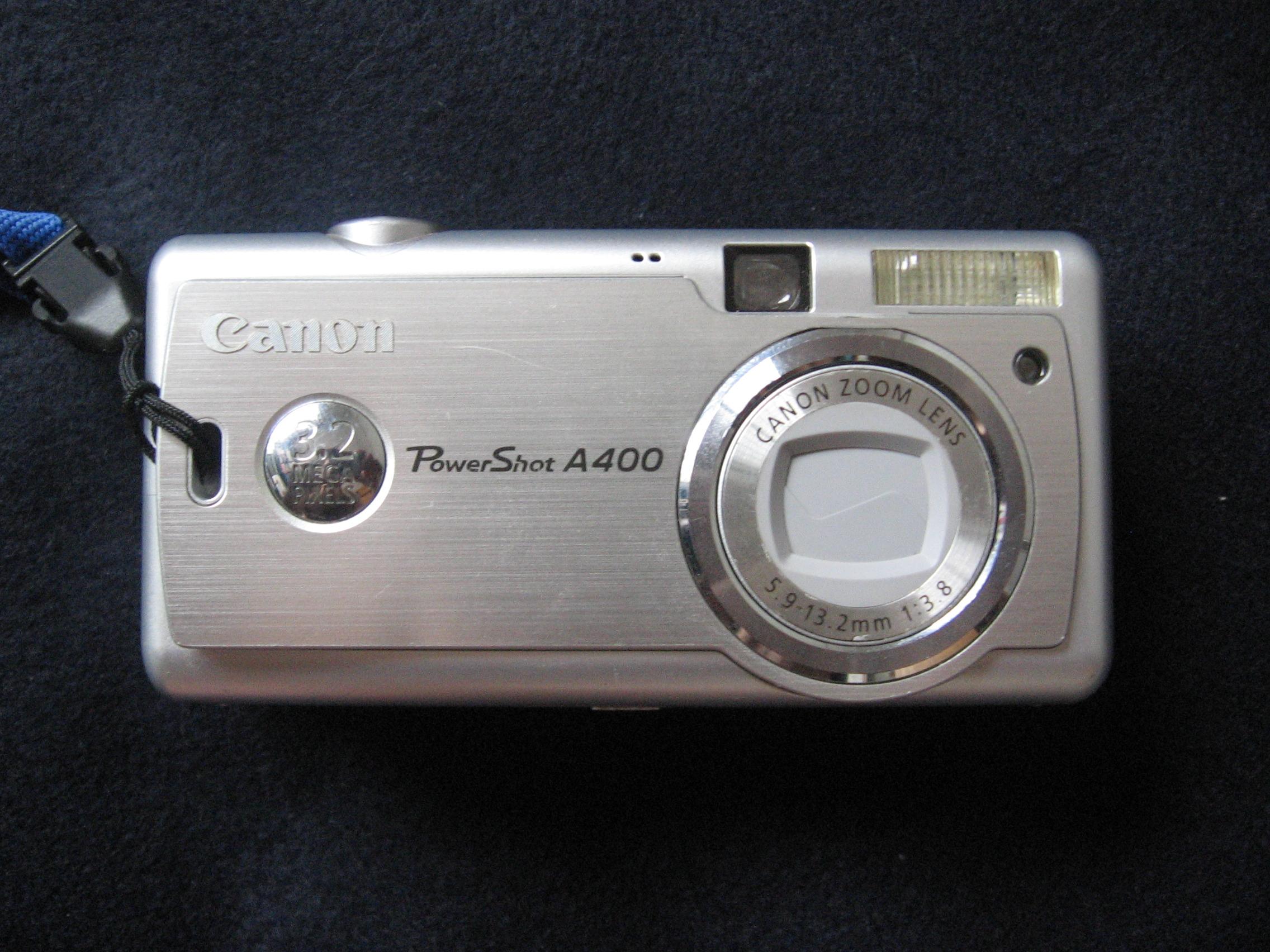 CANON A400 POWERSHOT WINDOWS DRIVER