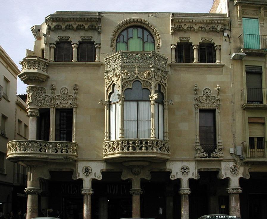 Casa nav s wikipedia - Casa modernista barcelona ...