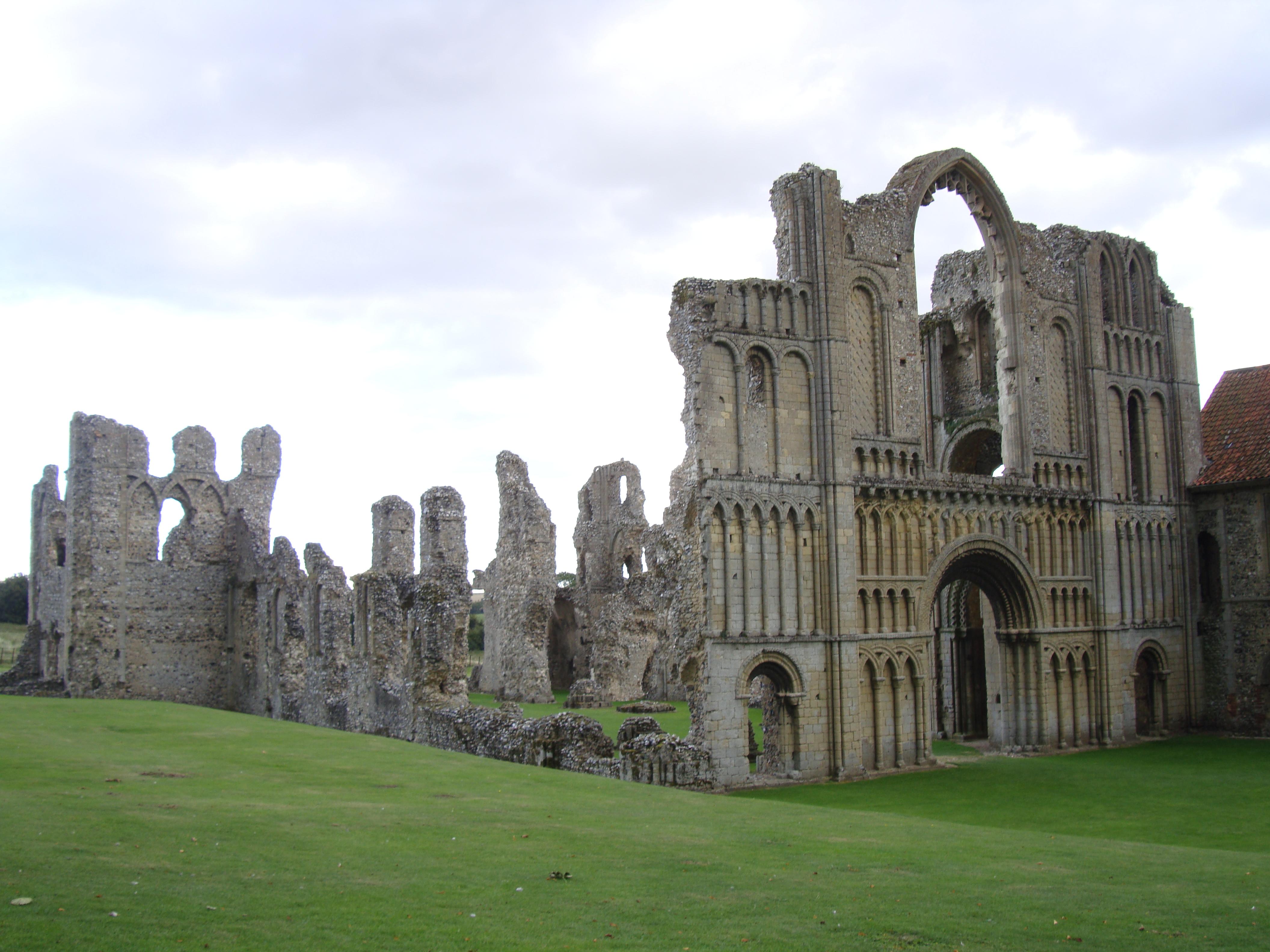 Castle Acre Priory Wikipedia