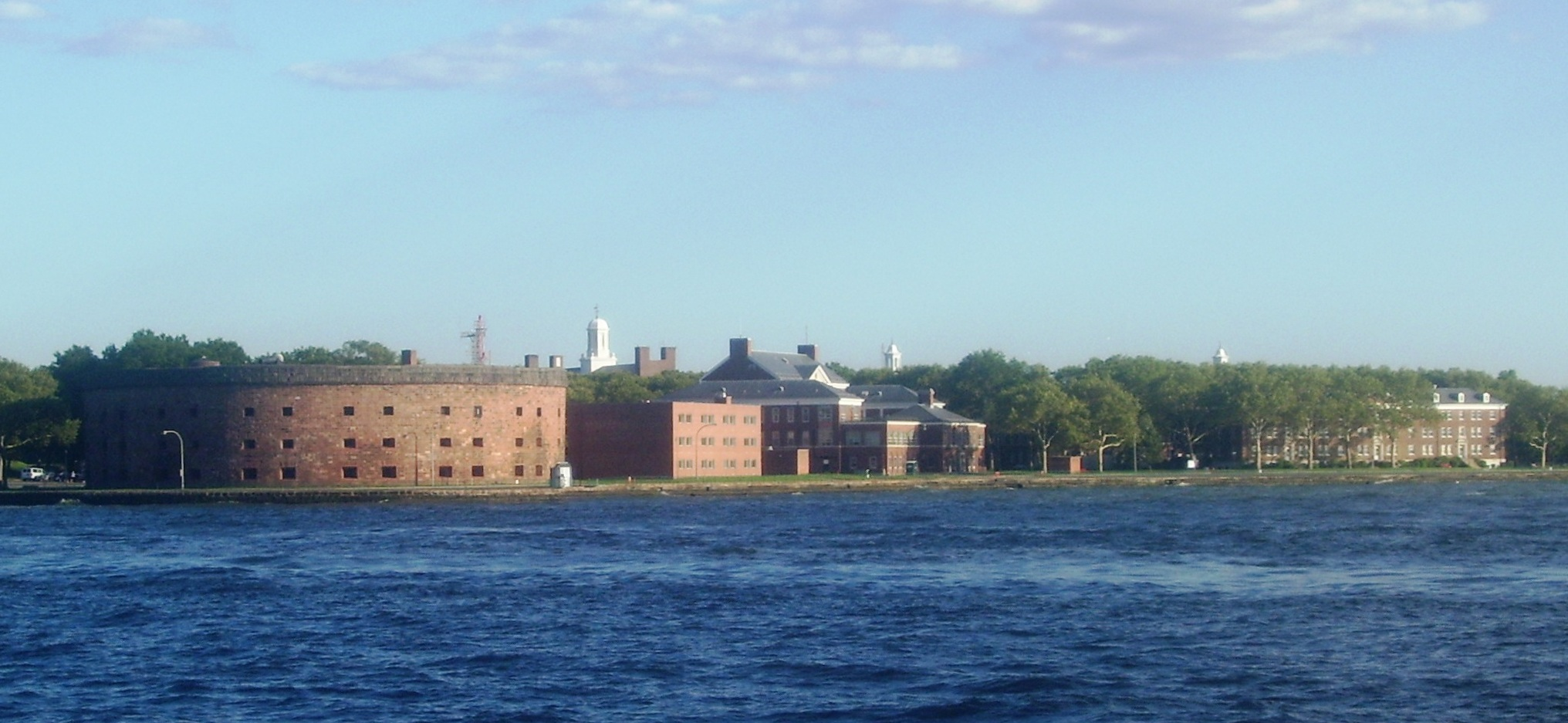Governors Island Ferry Station