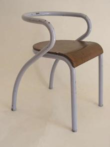 Chaise-Marternelle 1949 Jacques-Hitier