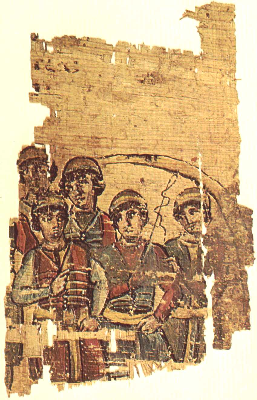 Charioteer Papyrus Wikipedia