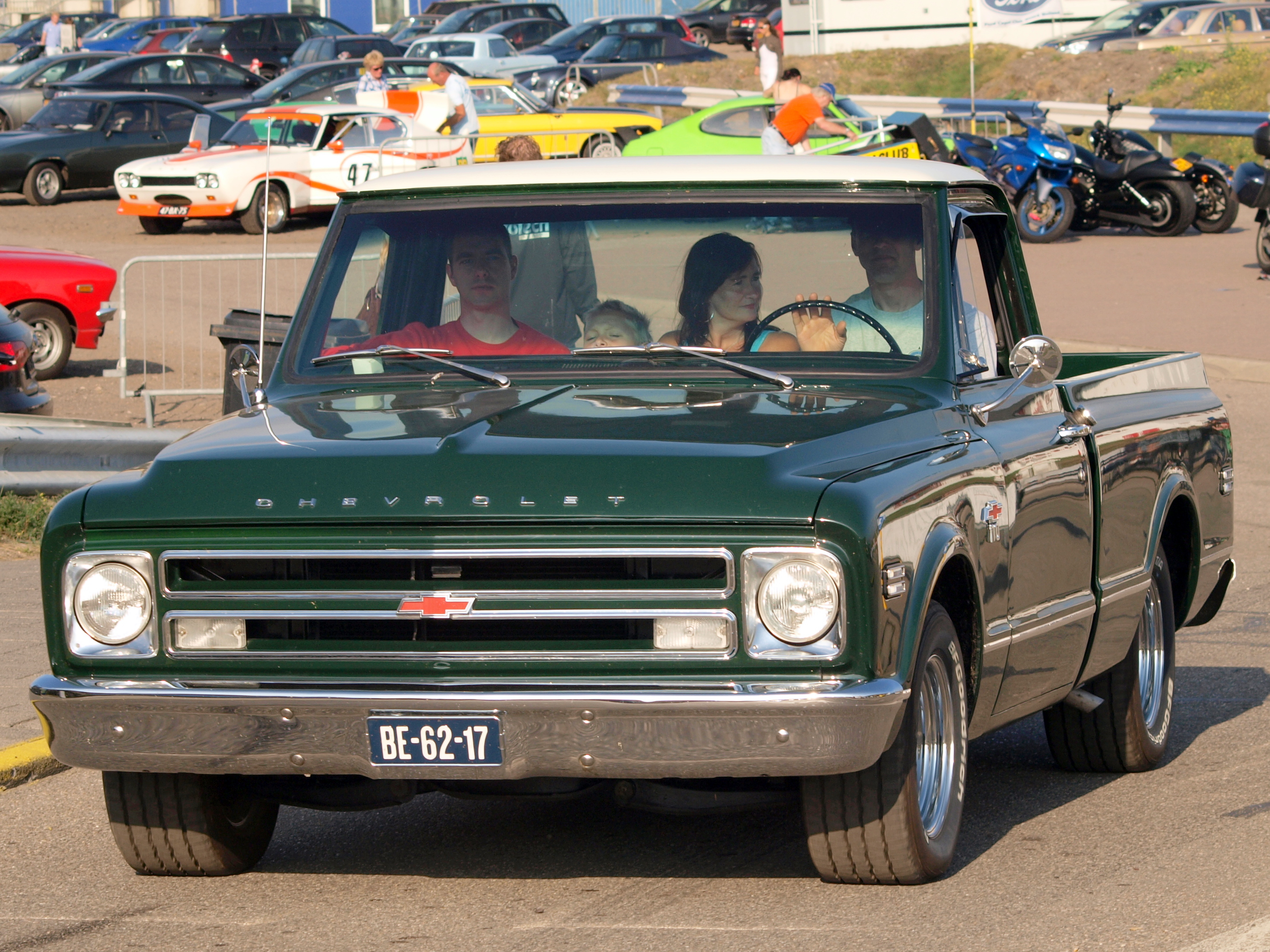 1970 Chevrolet C10 3504Speed Arizona Truck Vintage